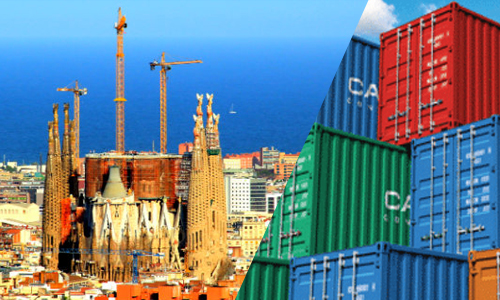 Containers Barcellona