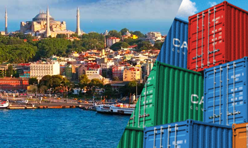 Containers Istanbul