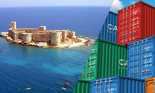 Containers Mersin