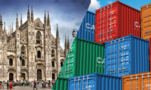 Containers Milan