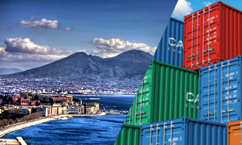 Containers Napoli