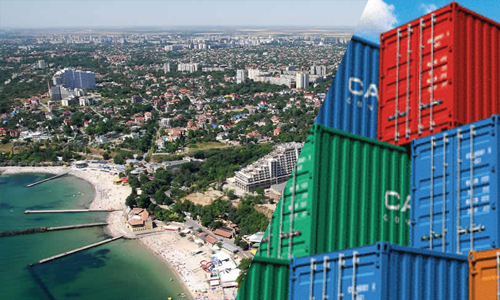 Containers Odessa