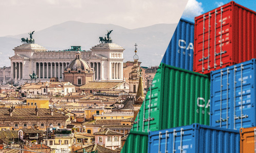 Containers for sale in Rome