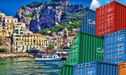 Containers for sale in  Salerno