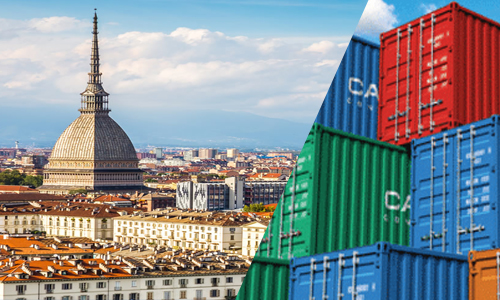 Containers Turin