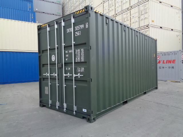 container 20HC rear right