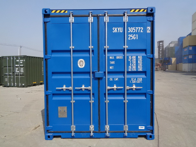 container 20HC rear