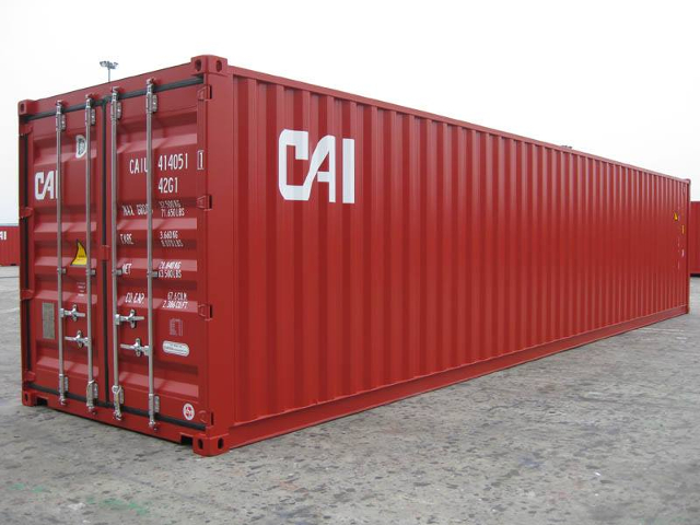 Container 40 feet Sale and Leasing - Genoa Logistic Services