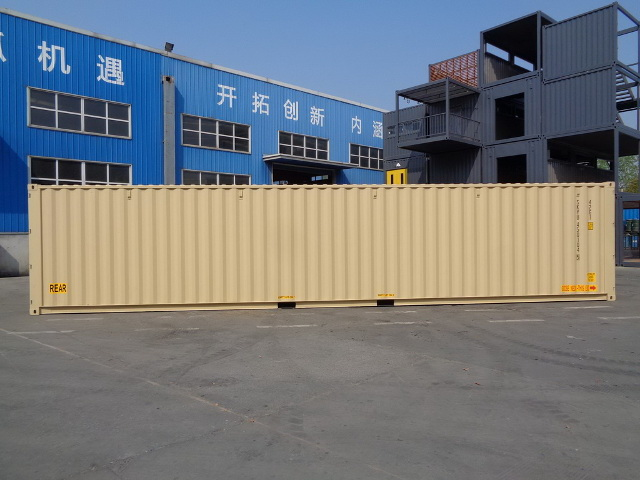 container 40DD right side