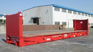 Container 40' Flat Rack