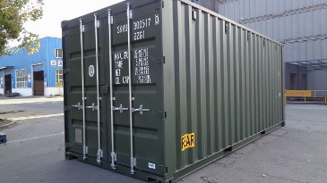 Container 20' DD
