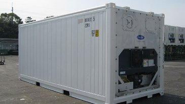 Container 20' Reefer