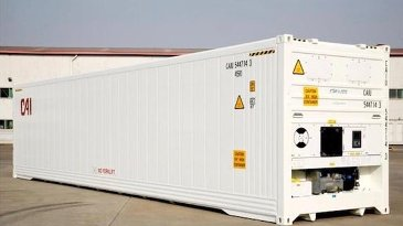 Container 40' HC Reefer